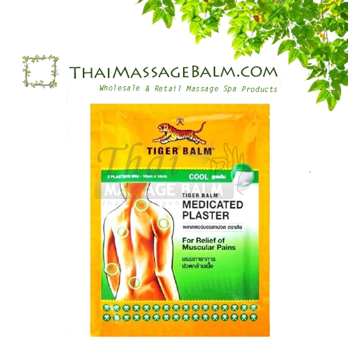 tiger balm plaster cool formula
